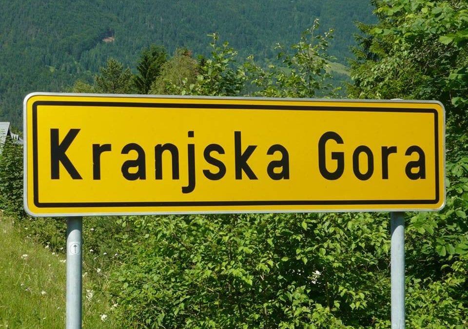 Letovanje v Kranjski Gori 2019