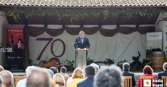 70 LET DELOVANJA ZADRUGE VINAKRAS Z.O.O. SEŽANA